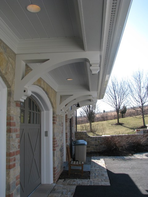 Custom Specialties garage-and-shed