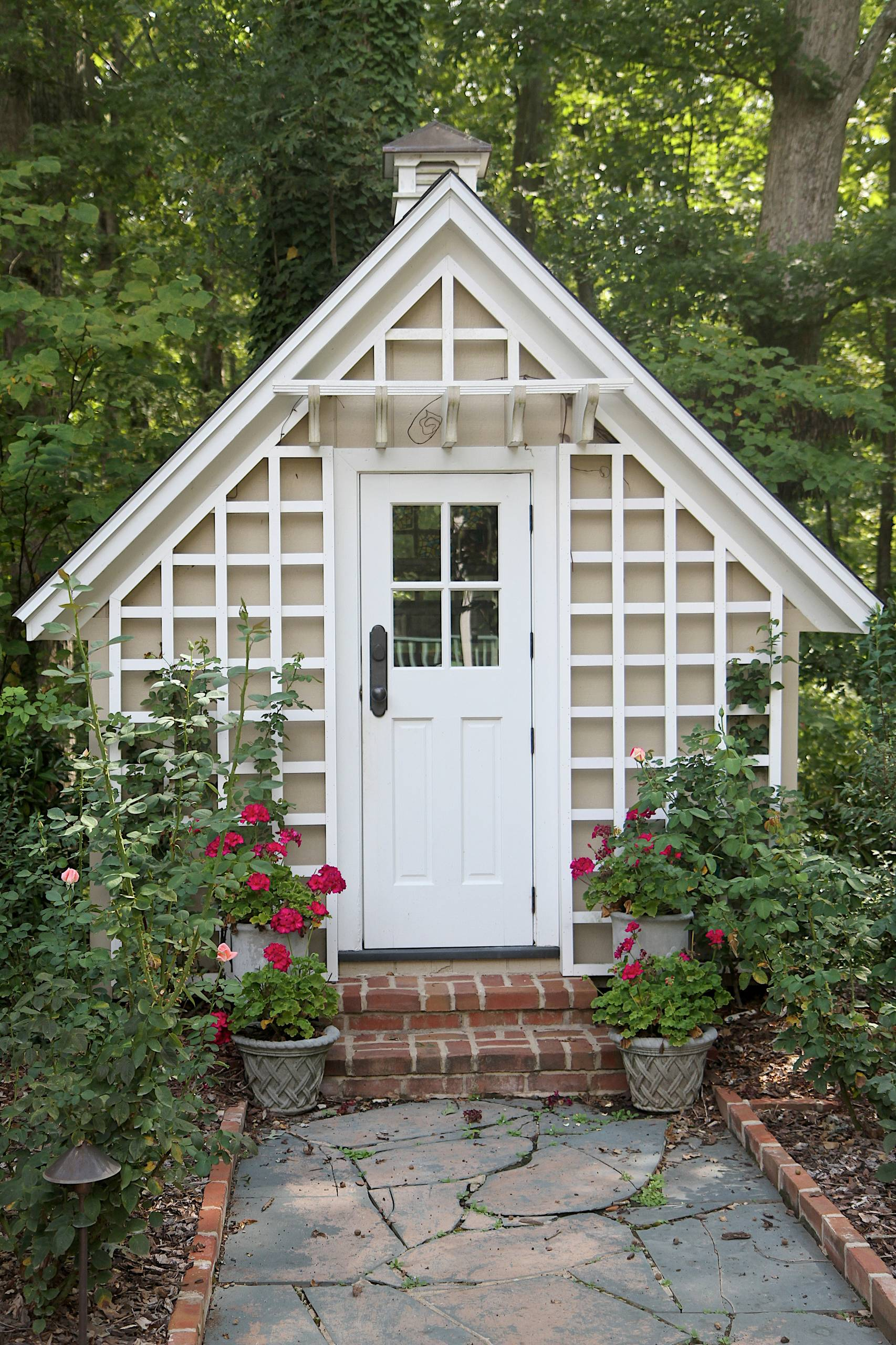 75 Beautiful Victorian Shed Pictures & Ideas - September, 2020 | Houzz