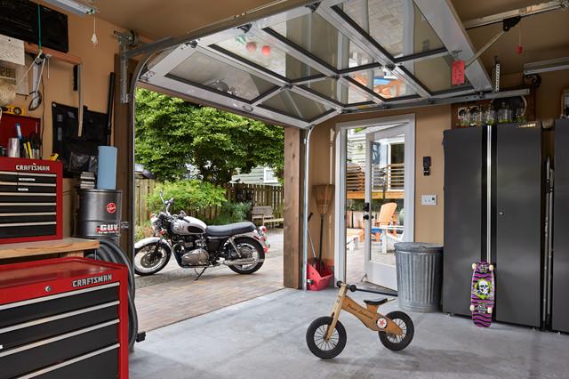 DADU - Transitional - Shed - Seattle - by SHKS Architects