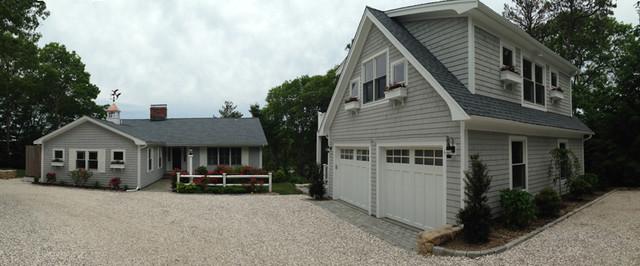 Detached garage with deck loft for Detached garage utah