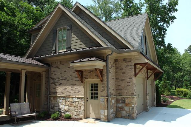Detatched garage for Traditional garden buildings