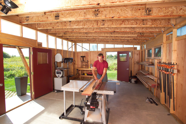 DIY Shed Modern Minneapolis By M Valdes