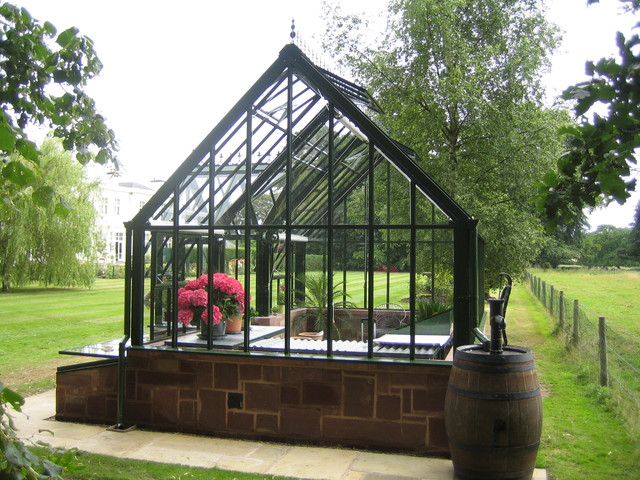 English Greenhouse English Greenhouses Traditional