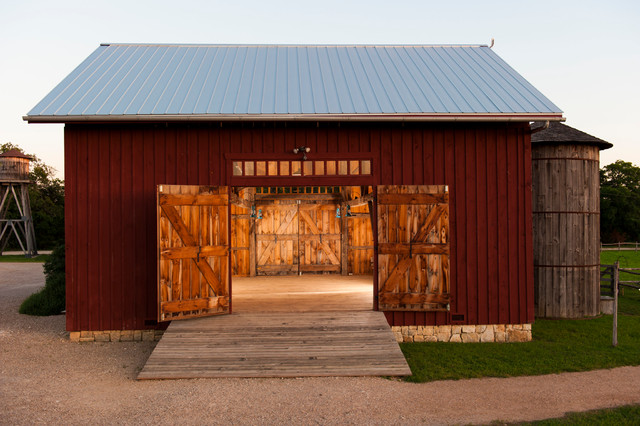 Larue Homestead Barn Farmhouse Shed Austin By