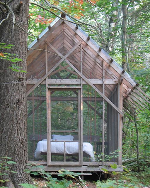 fern house in summer - modern - porch - burlington - by Bluetime ...