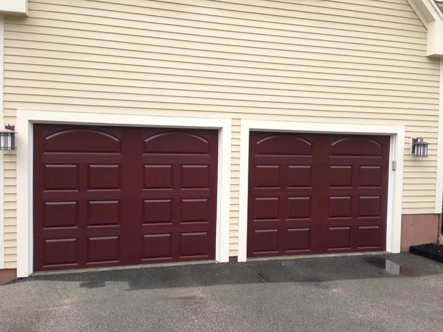 Fiberglass Shed Doors : Fiberglass garage doors contemporary shed boston