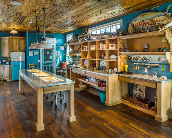 craft room garage and shed design ideas pictures remodel