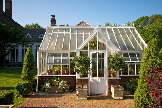 Freestanding English Greenhouses Victorian Glasshouses