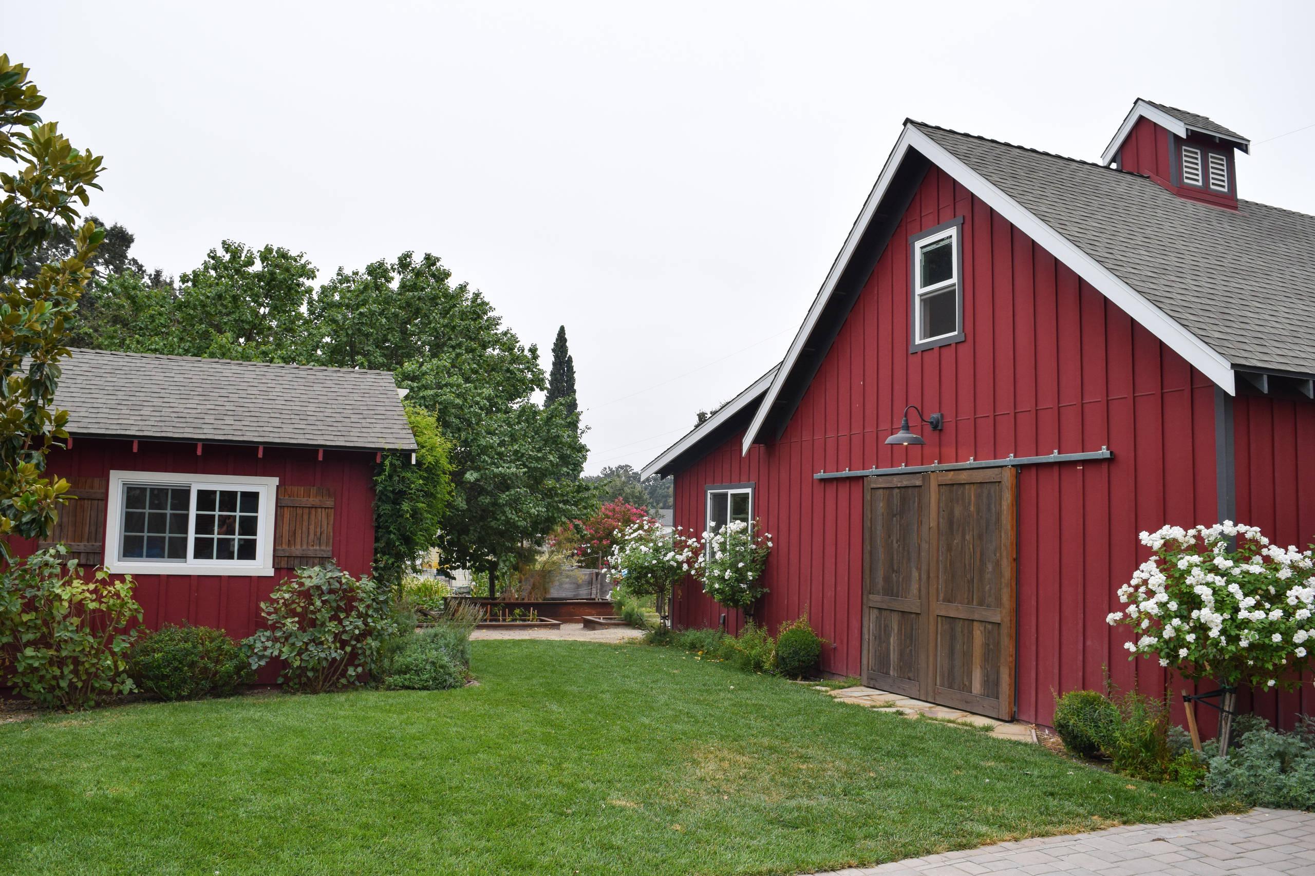 French Farmhouse Downtown Templeton