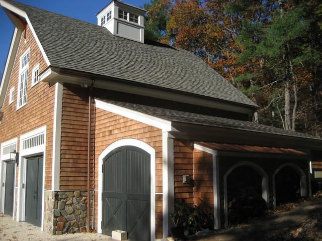 Barn Garage Addition : Full house renovation addition barn car garage