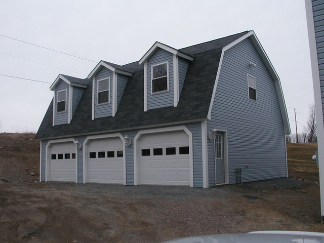 gambrel garage traditional garage and shed gambrel style garages from gbi avis