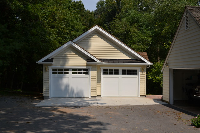 garage traditional shed dc metro by adrian andreassi case