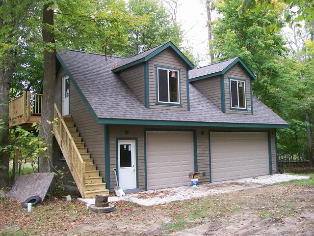Garage And 2nd Story Loft