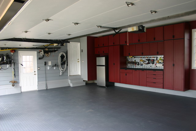 Garage Cabinets - Shed - Chicago - by Pro Storage Systems