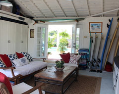 Garage Conversion traditional-garage-and-shed