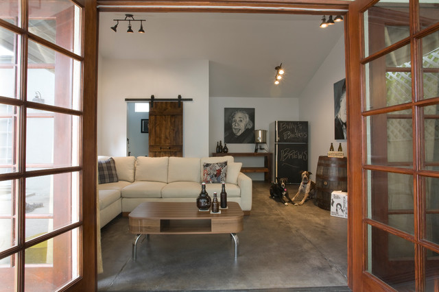 Relatively Garage Conversion in Studio City - Industrial - Shed - Los Angeles  AR62