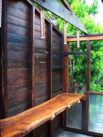 garage conversion to modern greenhouse inspired pergola modern-garage-and-shed