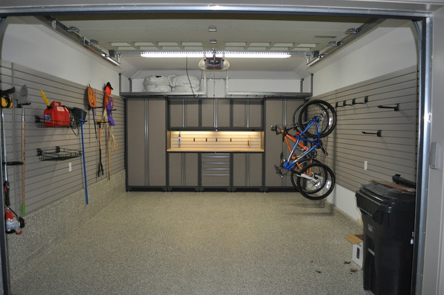Garage living transformations for Garage transformation