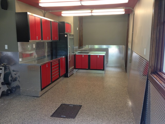 Garage Makeover 5 Modern Granny Flat or Shed Montreal by