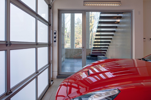 Modern Garage Man Cave : Garage man cave modern and shed other metro