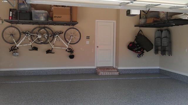 Garage Organization Modern Granny Flat or Shed Houston by
