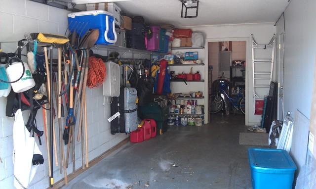 Garage Organization traditional-garage-and-shed