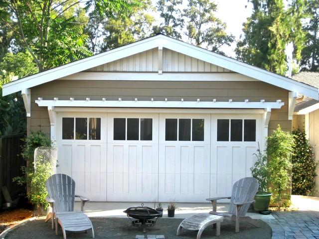 Garage Remodel San Jose Ca Craftsman Shed San