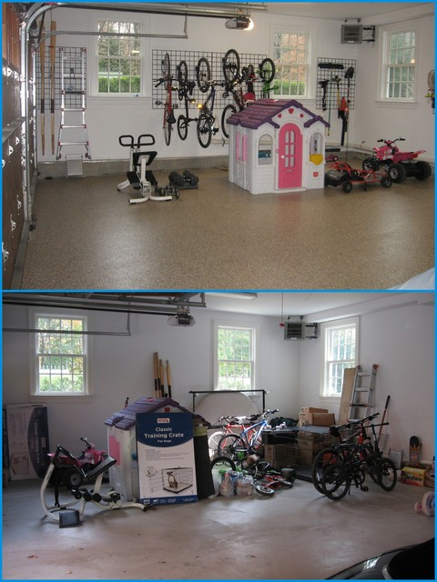 Garage Storage Bedford Hills, NY contemporary-garage-and-shed