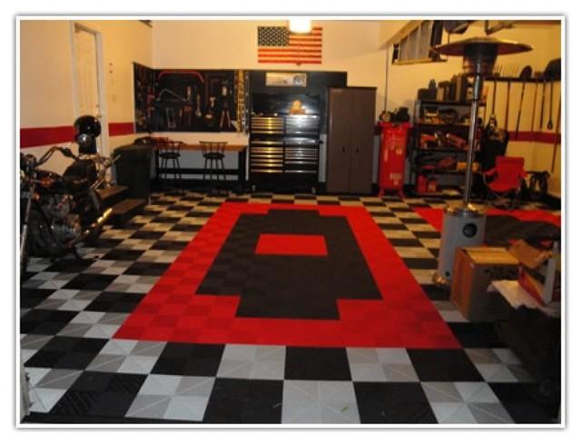 Garage workshop gym patio