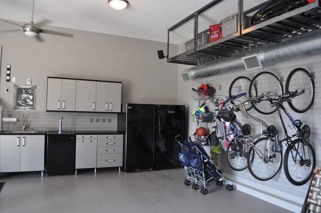 Garages amp Dens Contemporary Garage And Shed Atlanta
