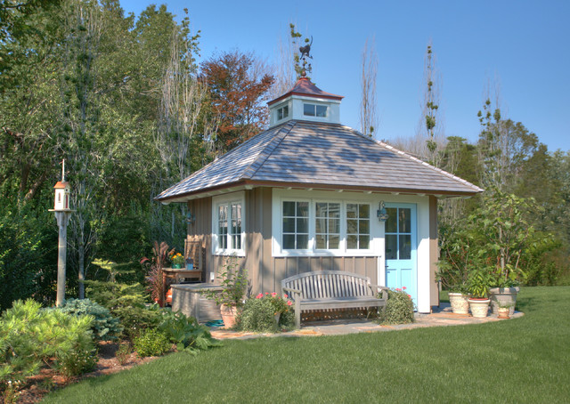 Garden Shed Traditional Shed Bridgeport By Ck