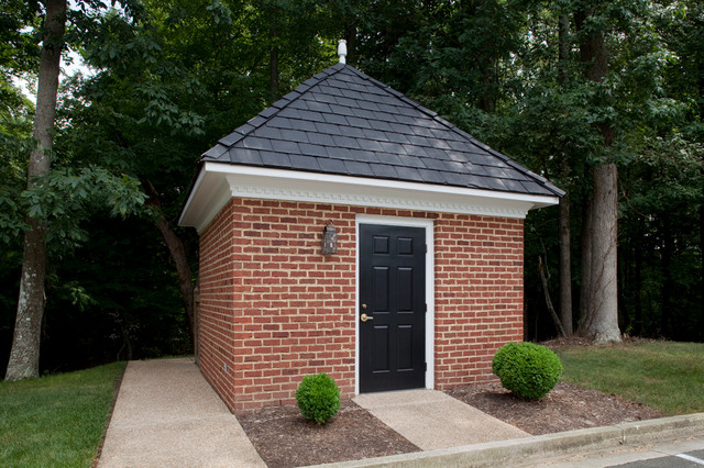 Garden Shed Traditional Shed Richmond By Colonial
