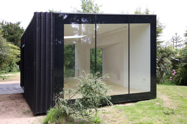 Garden Studios Modern Garden Shed and Building Other by IQ