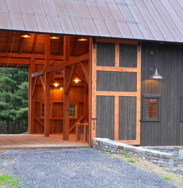 Barn Shop Designs