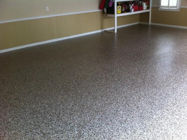 Granite Garage Floor Granite Finishes Moderno Rimessa