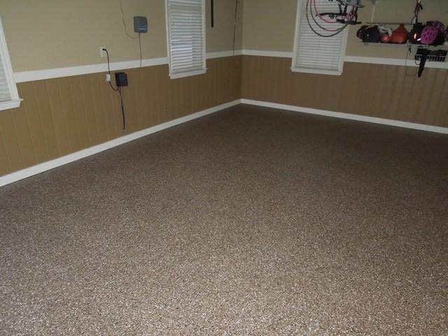 Granite Garage Floor Granite Finishes Modern Shed Atlanta