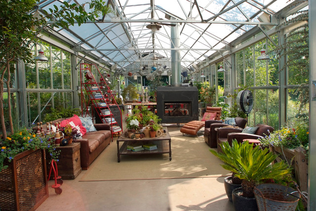 Greenhouse Living - Industrial - Shed - Philadelphia - By