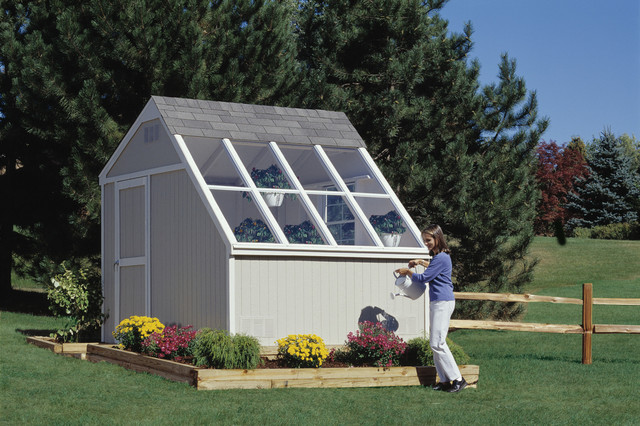 greenhouse sheds traditional shed detroit by backyard buildings