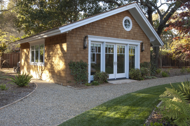 Garage Converted Into Guest House