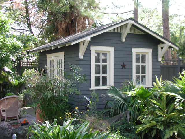 Home Office Shed - Arts & Crafts - Garden Shed and Building - Tampa