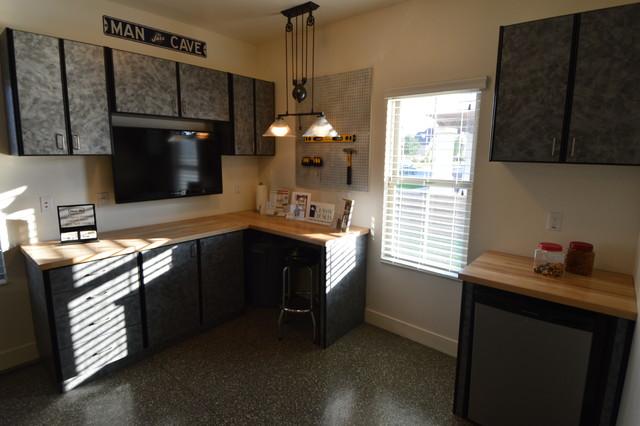 Home Run modern-garage-and-shed