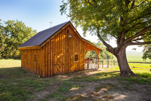 Horse Barn Small In Size Large Character Farmhouse