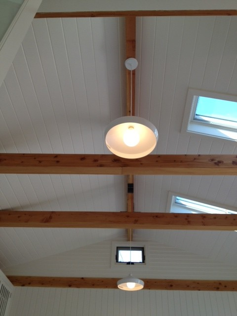 Interior remodeling eclectic-garage-and-shed