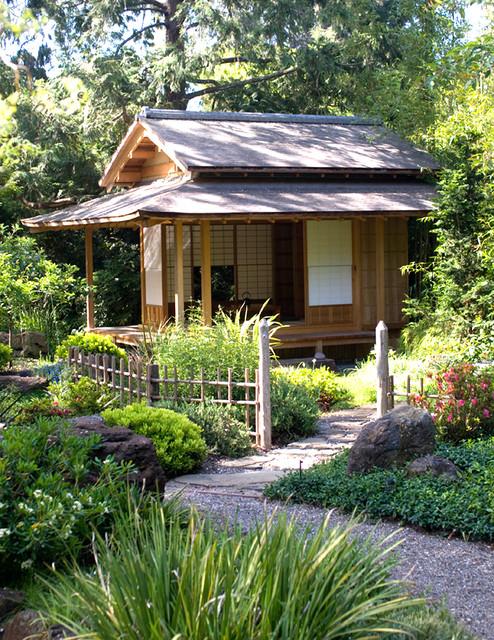 Japanese Tea House Asian Exterior San Francisco By