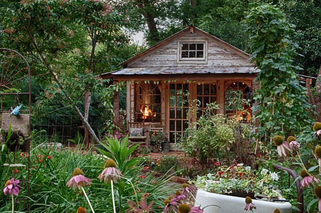 jenny 39 s garden shed shabby chic style shed austin by living vintage. Black Bedroom Furniture Sets. Home Design Ideas