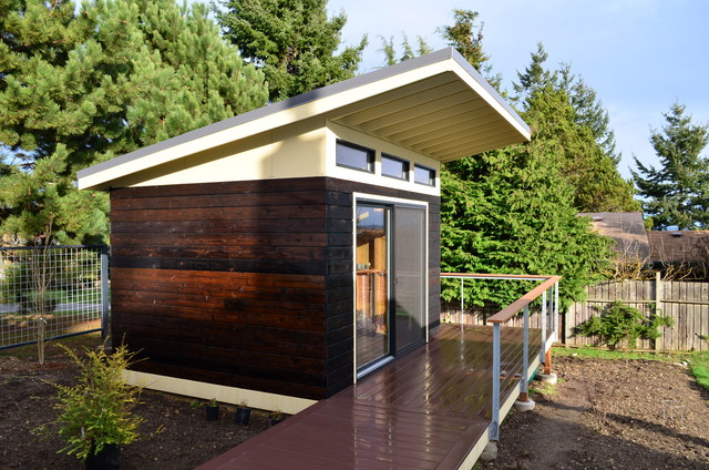 Lindas Shed Modern Granny Flat Or Seattle By