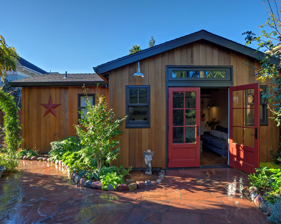 Garden Shed Doors Design Ideas Pictures Remodel And Decor