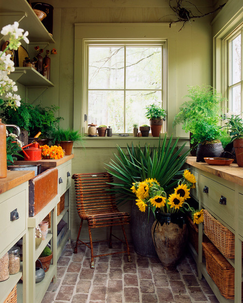 Home Gardening Design Ideas: Designing A Beautiful & Functional Garden Shed