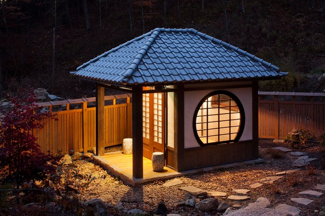 Lucey Tea House Asian Shed Other Metro By Andrew A