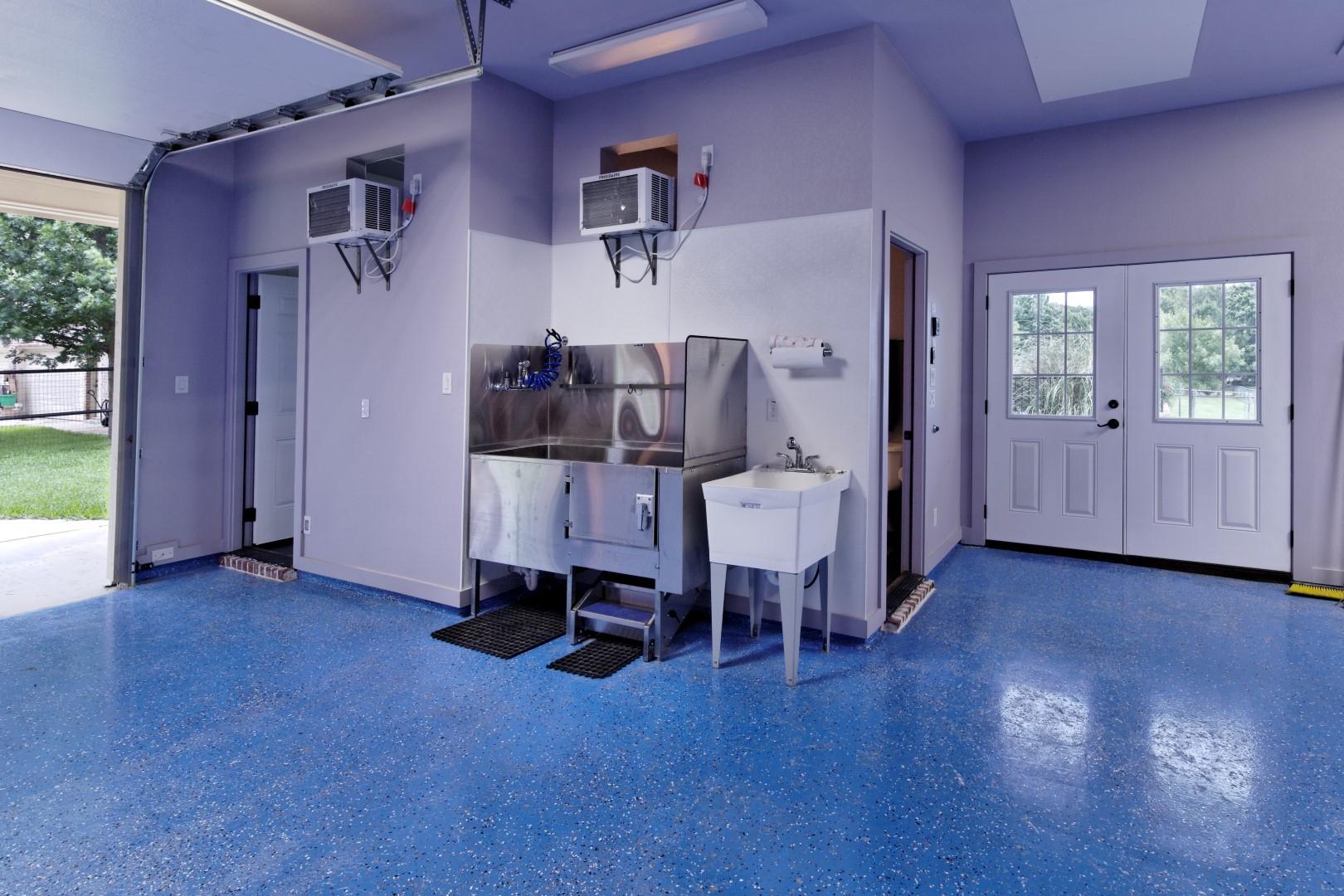 Main Floor - Doggy Care Area